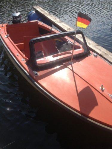 Motorbootverleih in Leipzig