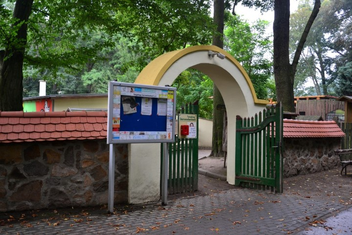 eingang-tiergehege-dornreichenbach-ausflug-leipzig