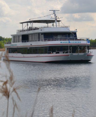 Schifffahrt Leipziger Neuseenland