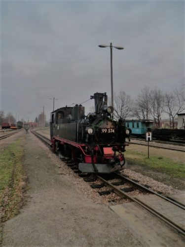 Schmalspurbahn - Wilder Robert